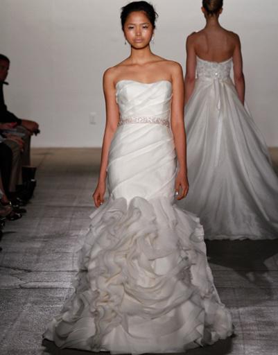 Свадебное платье Rivini, коллекция весна-лето 2012