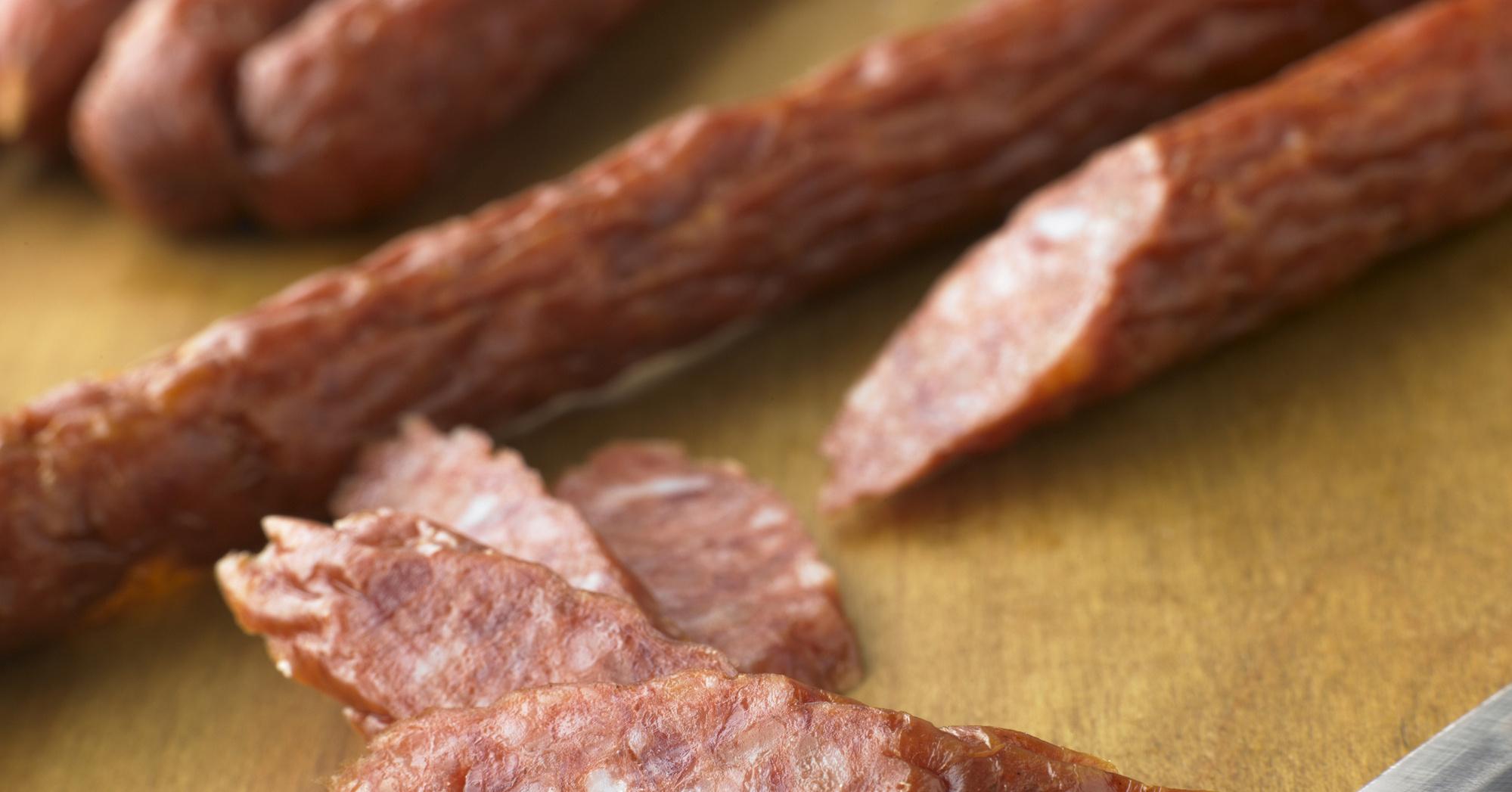 Приготовление колбасы домашних условиях рецепт фото