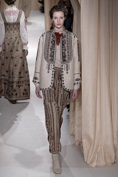Показ Valentino Haute Couture | галерея [1] фото [2]