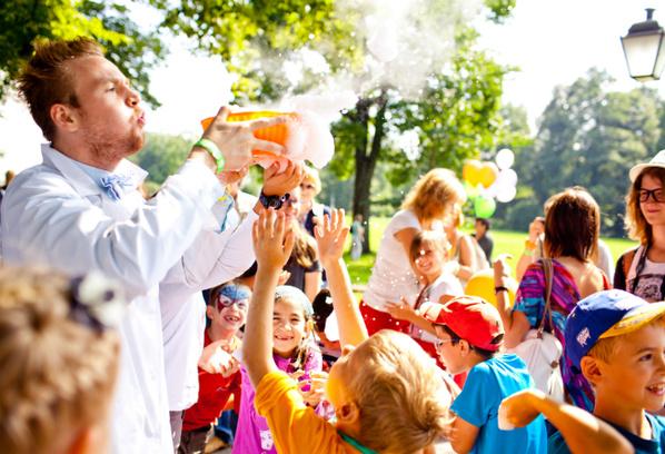 Гастрономический фестиваль «Ода! Еда!»