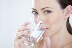 Похудеть при помощи воды