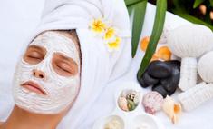 Очищение кожи масками из белой глины