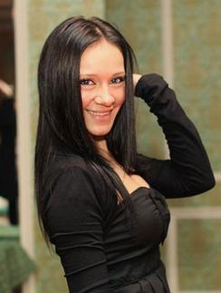 Прически звезд Валя Бирюкова