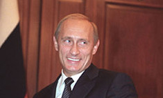 Невероятные приключения Владимира Путина