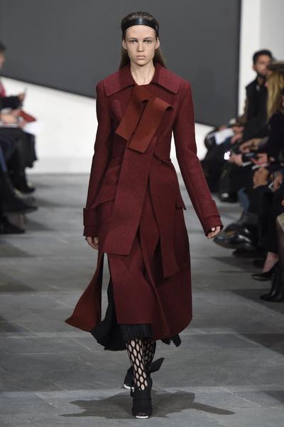 Неделя моды в Нью-Йорке: 18 февраля   галерея [3] фото [4]