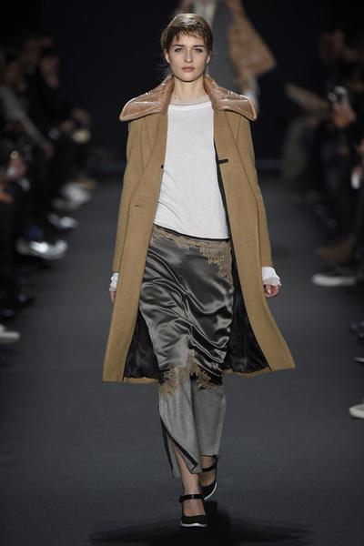 Лучшие показы Недели моды в Нью-Йорке: 16 февраля | галерея [2] фото [2]