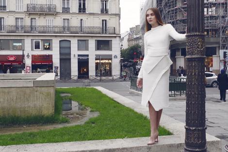 платье - Proenza Schouler