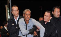 Звезда «Такси» попал в полицию из-за драки с женой