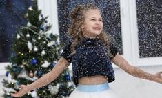 Как большие: новогодние наряды для юных модников