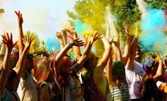 Фестиваль красок в Ярославле: ищи себя на фото!
