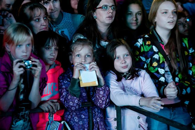 Концерт Нюши в Новосибирске