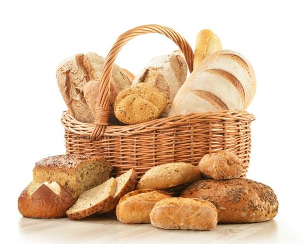 Употреблять дрожжевой хлеб