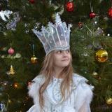"""Арина Барабанова 7 лет, """"Царевна-Лебедь"""""""