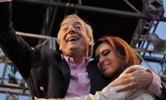 Скончался бывший президент Аргентины