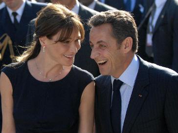 Sarkozy wedding