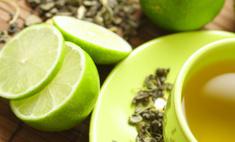 Зеленый чай и апельсины спасут от компьютерного излучения