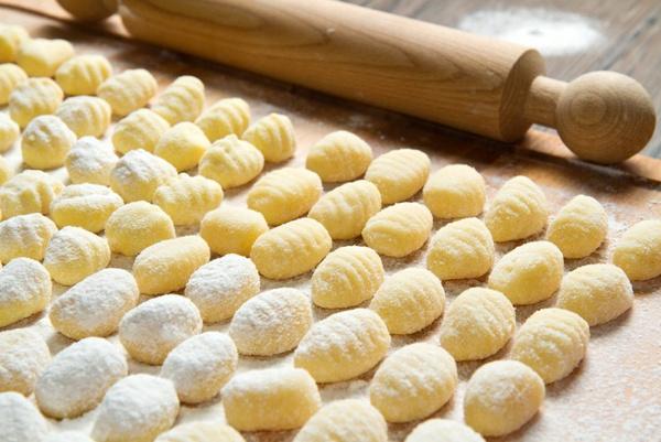 Картофельные клецки рецепт