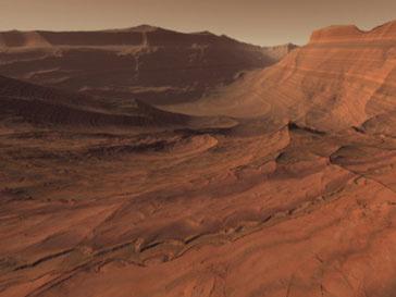Экспедиция на Марс состоится не позднее, чем через 15 лет