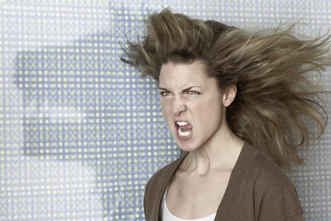Чем полезна злость?