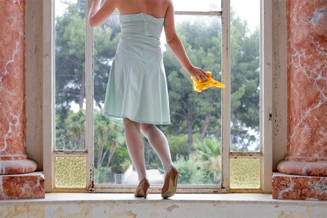Как правильно чистить пластиковые окна
