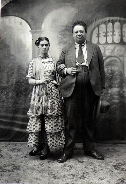 Музей Фаберже: выставка Фриды Кало