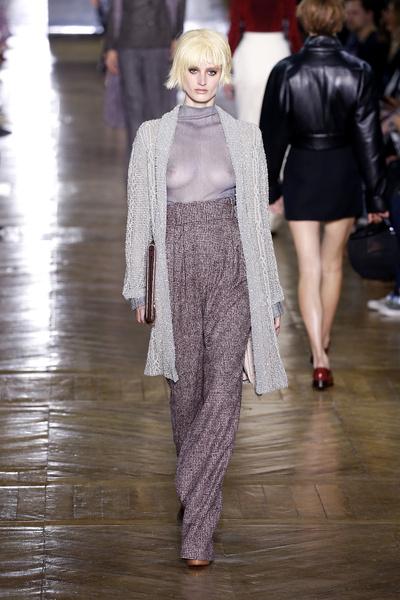 Показ Ulyana Sergeenko на Неделе Haute Couture в Париже | галерея [1] фото [3]