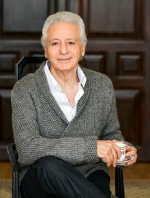 Эксклюзивное интервью ELLE: диетолог Пьер Дюкан