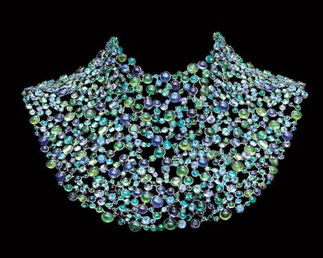 Tiffany & Co. представил новую коллекцию Высокого ювелирного искусства Blue Book   галерея [1] фото [1]