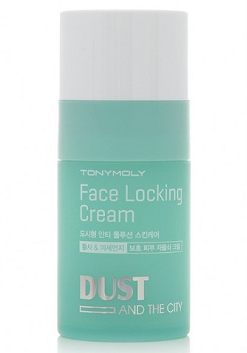 Крем Dust and the City Face Locking Cream от TonyMoly