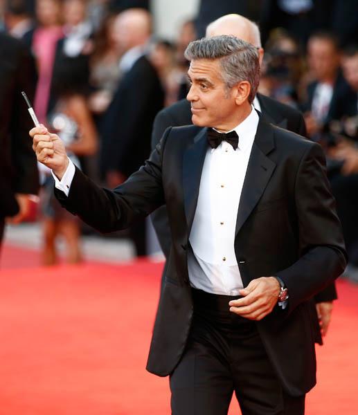 Клуни и его фломастер