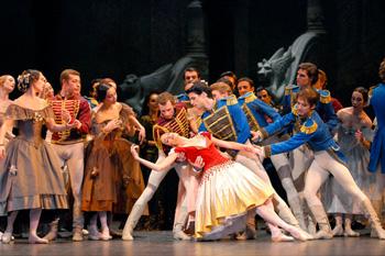 Балет «Пахита» Парижской национальной оперы