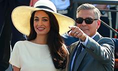 Джордж Клуни и Амаль Аламуддин устроят вторую свадьбу