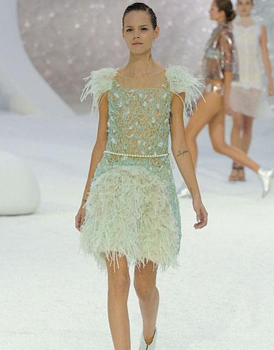 Chanel, весна-лето 2012