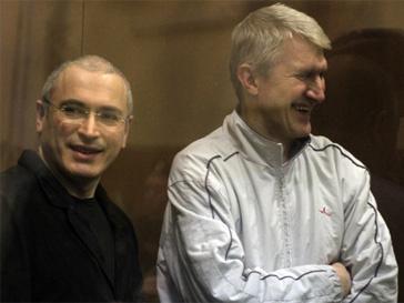 Ходорковский, Лебедев, ЮКОС, политика