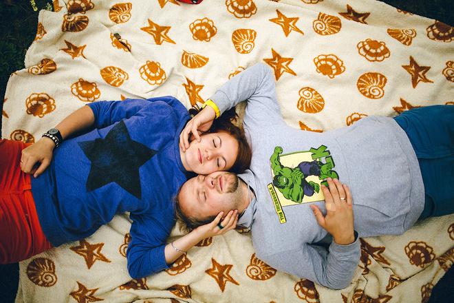 Иркутск: история любви. Ирина и Евгений Черницкие