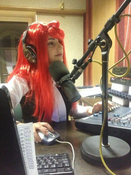 радиоведущие