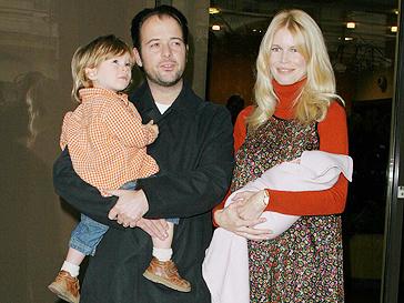 Семья Клаудии Шиффер (Claudia Schiffer)