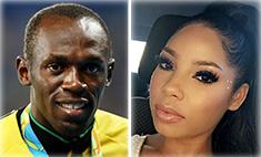 Невеста бросила Усейна Болта через Twitter