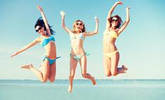 Красотки в бикини: астраханские королевы пляжа