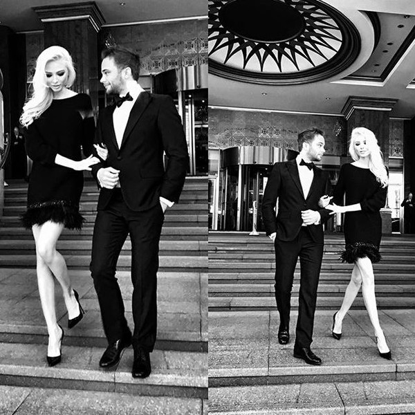 Алена Шишкова и Алексей Чадов фото