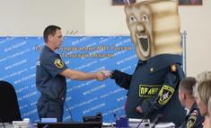 лучшие шутки пряник-спасатель маскот мчс