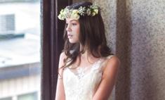 10 красивых и оригинальных свадебных платьев 2014 года