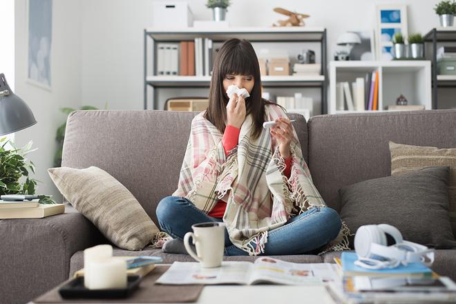 Простуда: лечение