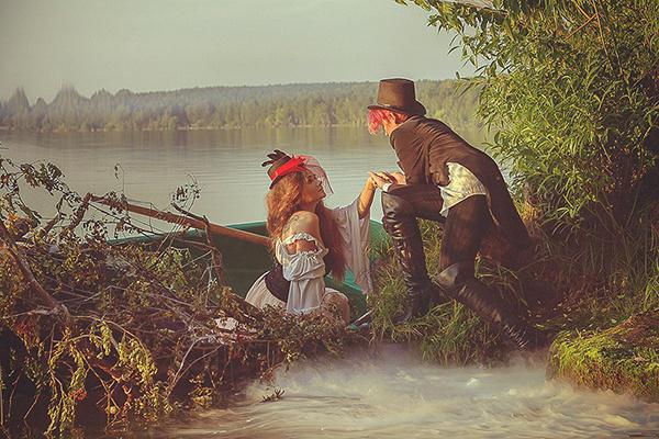 Ольга Чиж, фотохудожники Екатеринбурга
