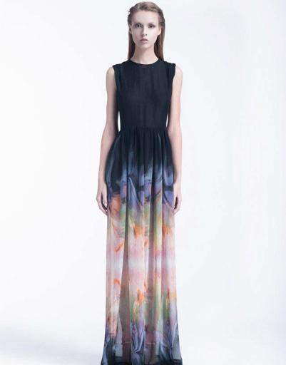 Выпускной: платье из коллекции I am Lovely, весна-лето 2012