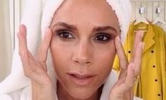 Мастер-класс от Виктории Бекхэм: макияж за 5 минут