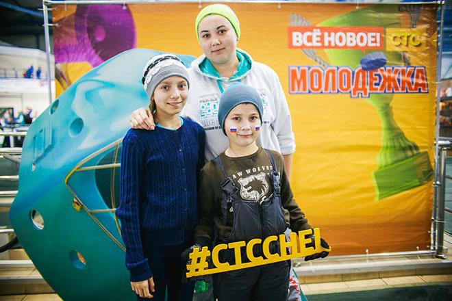 Учимся кататься на коньках, самые обаятельные конькобежцы Челябинска, фото