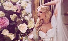 Incanto выпустил свадебную коллекцию белья