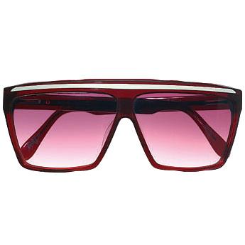 Солнцезащитные очки из пластика, Ksubi.