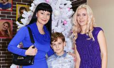 Нонна Гришаева подарила детям спектакль